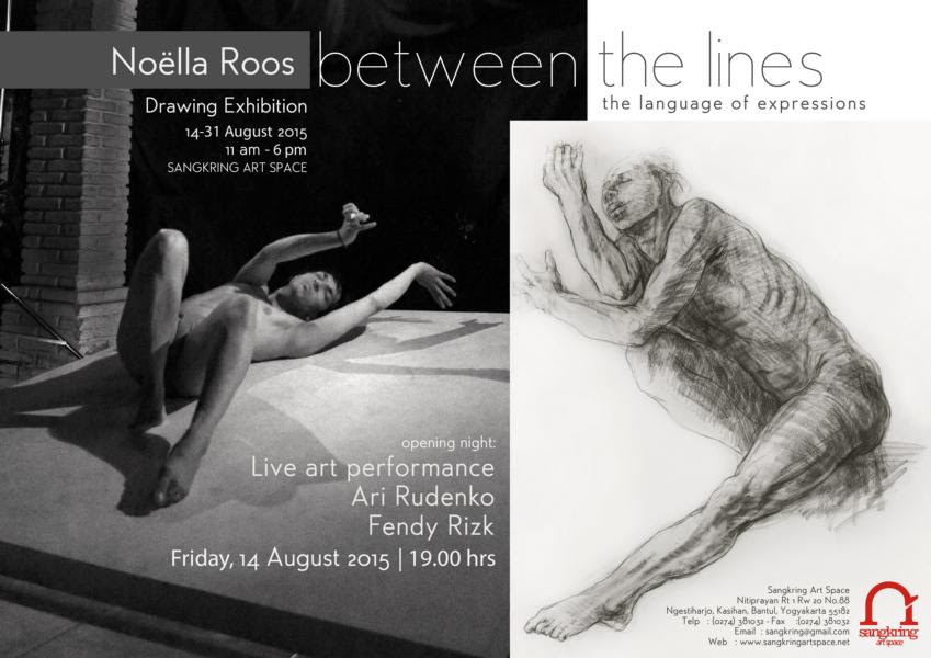 Between The Lines by Noella Roos