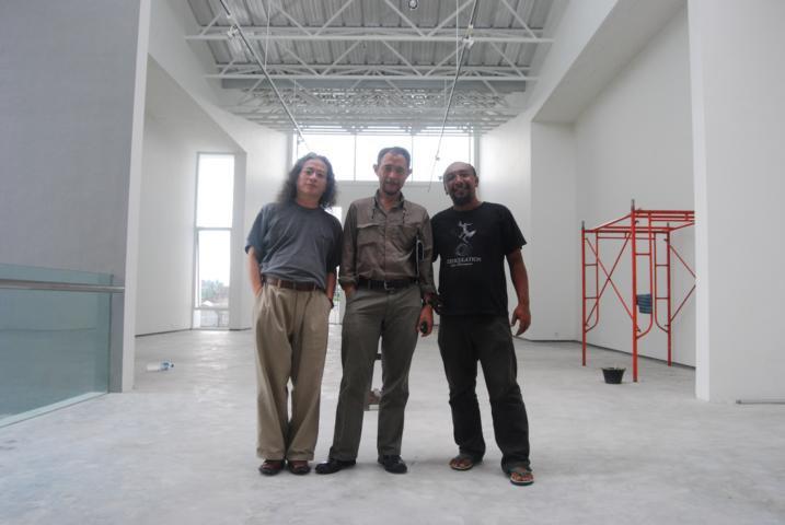 Dialog bersama Goenawan Mohamad di Sangkring Art Project