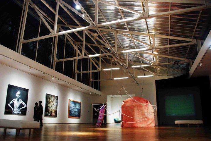 Pameran di Lantai Atas Sangkring Art Space
